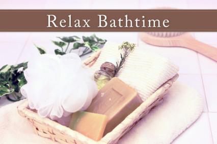 疲労回復に効果大!疲れが取れるおすすめの入浴法&入浴剤は?